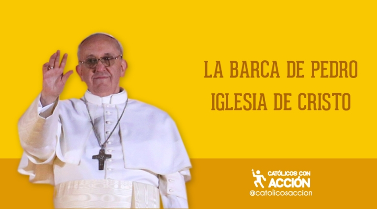 Papa Francisco sucesor de Pedro
