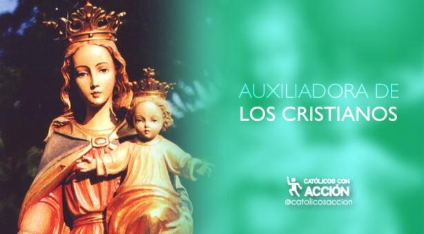 María Auxiliadora catolicos con accion