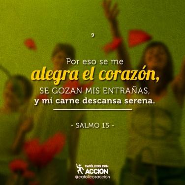 El Salmo Hecho Imágenes Que Tocará Tu Corazón Católicos Con Acción