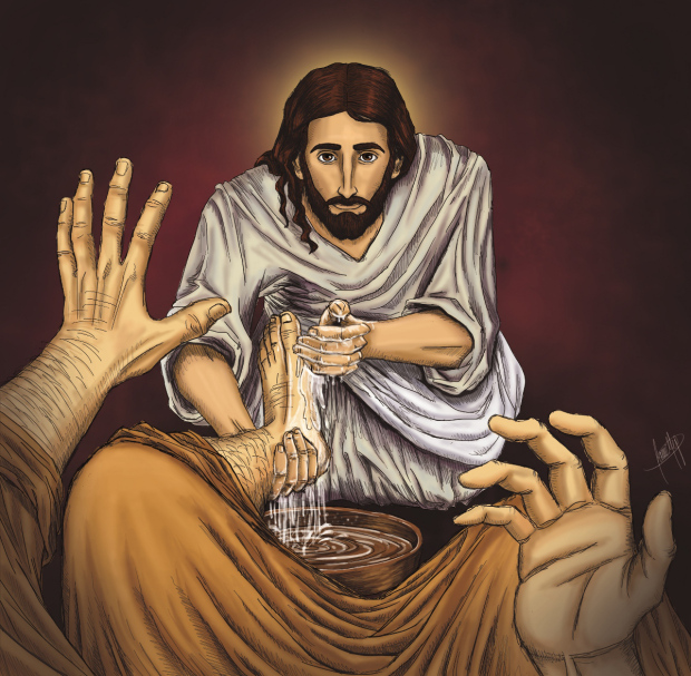 lavatorio-de-pies-catolicos-con-accion
