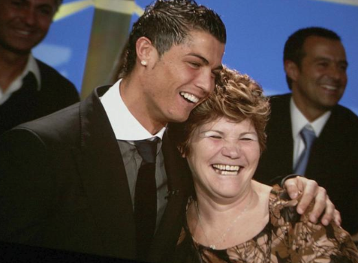 Cristiano Ronaldo Madre