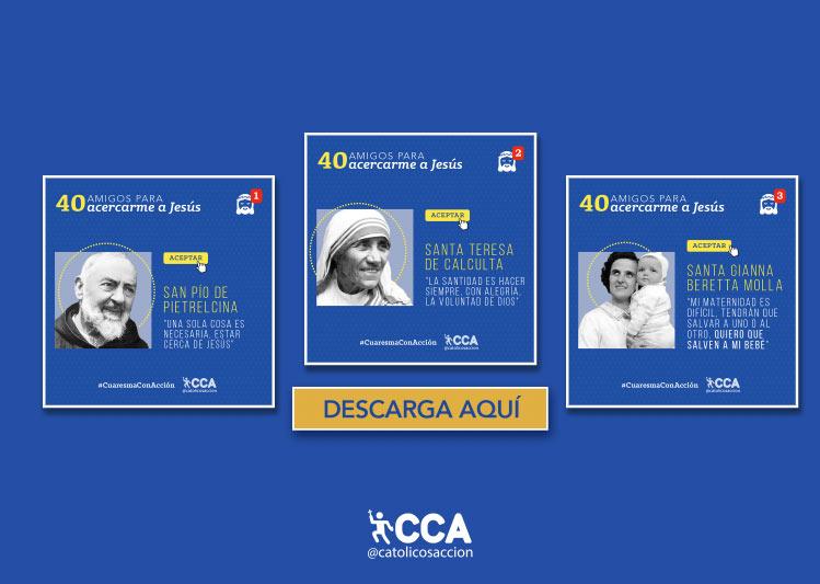DESCARGA EL CUARESMARIO 2017 DE CATÓLICOS CON ACCIÓN