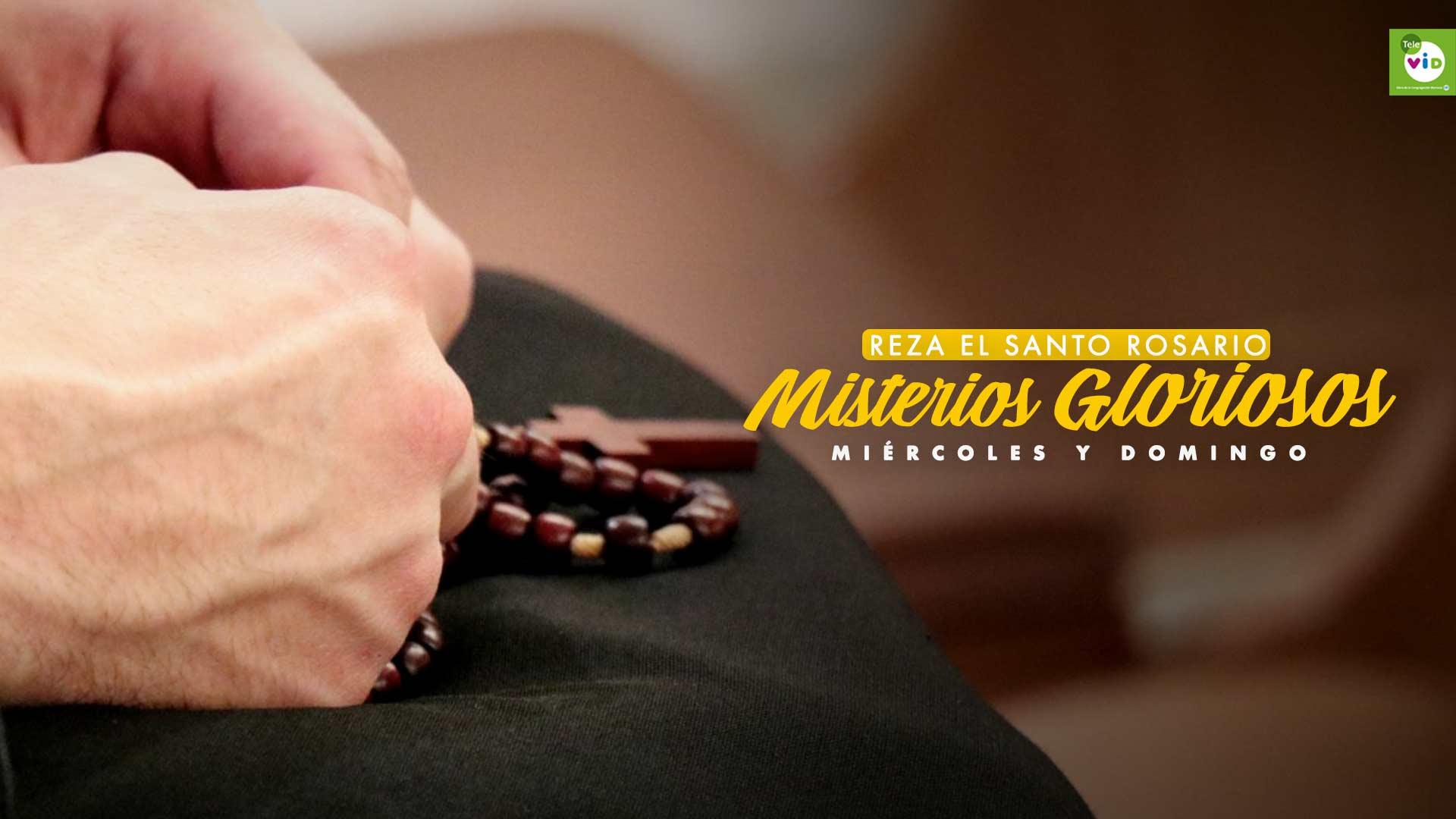 Video: ¿Cómo rezar los Misterios Gloriosos? Santo Rosario Miércoles y Domingo