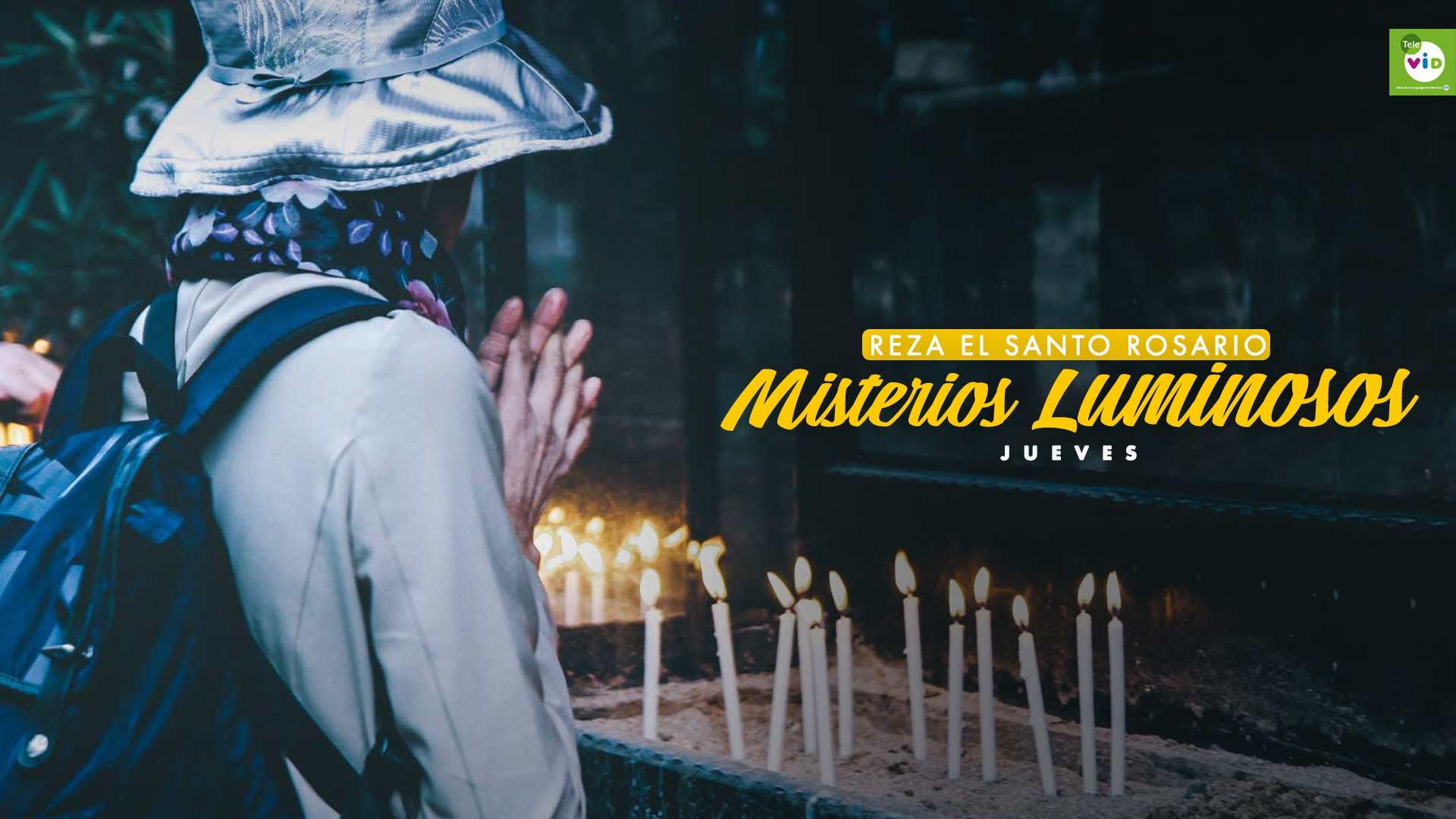Video: ¿Cómo rezar los Misterios Luminosos? Santo Rosario Jueves