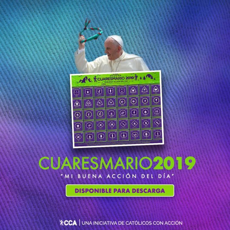 CUARESMARIO-CCA2019